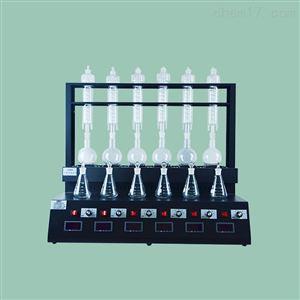 实验室全玻璃蒸馏装置
