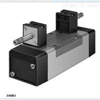 安装调试:FESTO电磁阀MN1H-5/3E-D-2-C