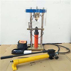 STDZ-3数显岩石点荷载试验仪使用说明