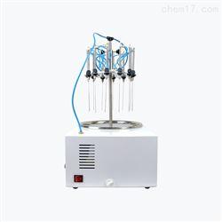 BA-DCY12Y氮吹仪使用试管需要放进水里吗?