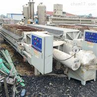 二手带式污泥脱水压滤机