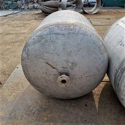 二手 优质不锈钢储罐处理