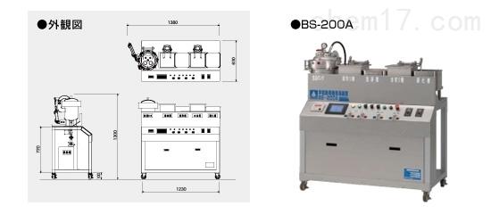 日本中央研究院chuhatsu浸渍装置BS-200A