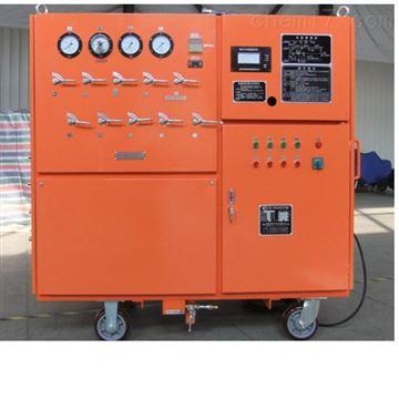 NRQH-600 SF6气体回收装置