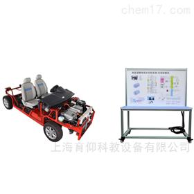YUY-5101新能源电动汽车拓朴展示台