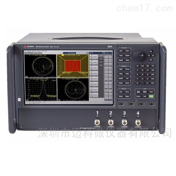 Keysight是德科技网络分析仪维修 E5080A