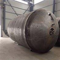 10吨不锈钢加热反应釜 支持加工