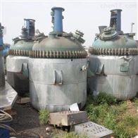 5吨厂家供应二手开式搪瓷反应釜 型号齐全