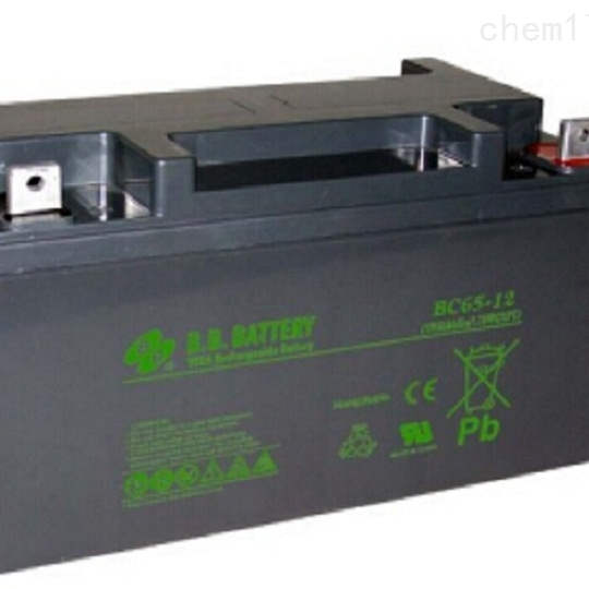 台湾BB蓄电池BC65-12供应商
