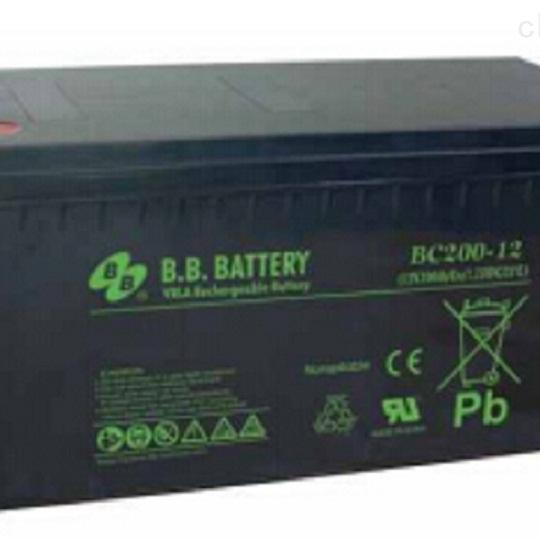 台湾BB蓄电池BC200-12高级代理商