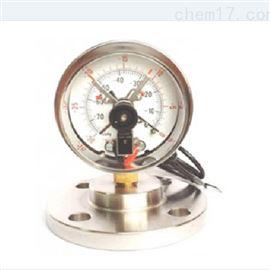 压力表国产耐震隔膜电接点压力表