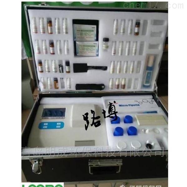 LB-XZ-0142型便携式42参数水质分析测试仪