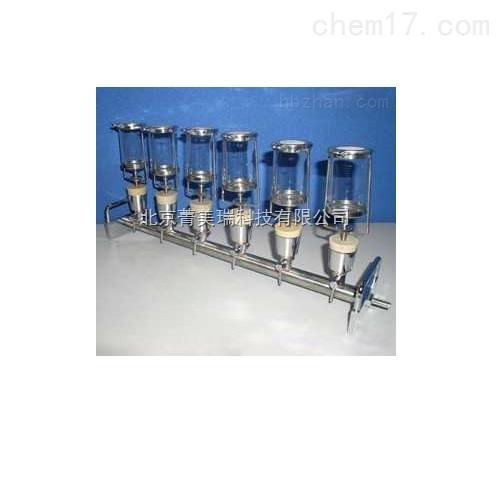 六聯式薄膜過濾器