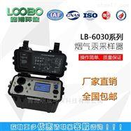 LB-6030烟气汞采样器 气态汞浓度采集器