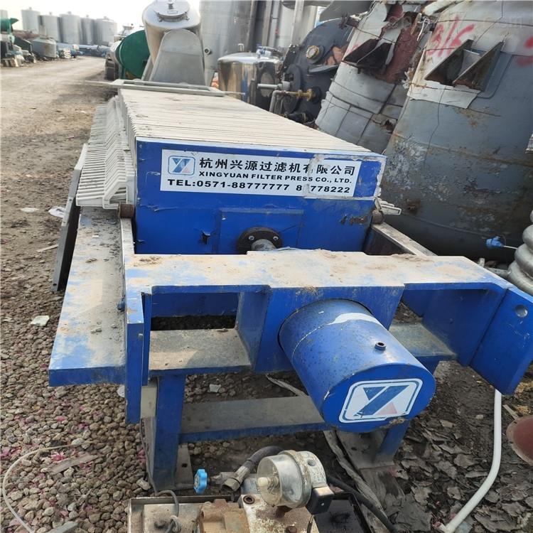 二手污泥脱水一体带式压滤机 价格优惠
