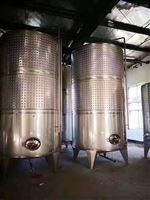 多台二手100L不锈钢发酵罐出售