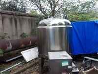 常年出售二手1000L不锈钢发酵罐