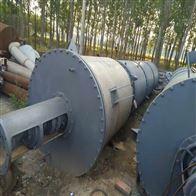 二手不锈钢外循环浓缩蒸发器安装