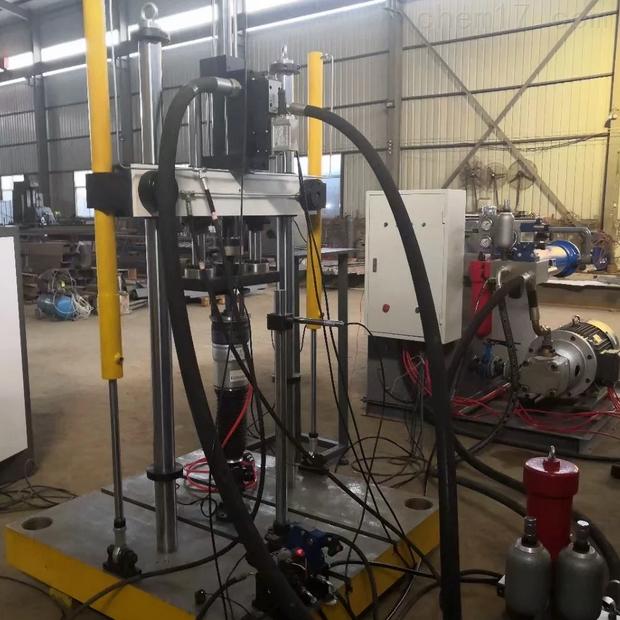 高配汽车踏板耐久疲劳试验机