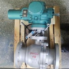Q941H-40C-150电动碳钢球阀