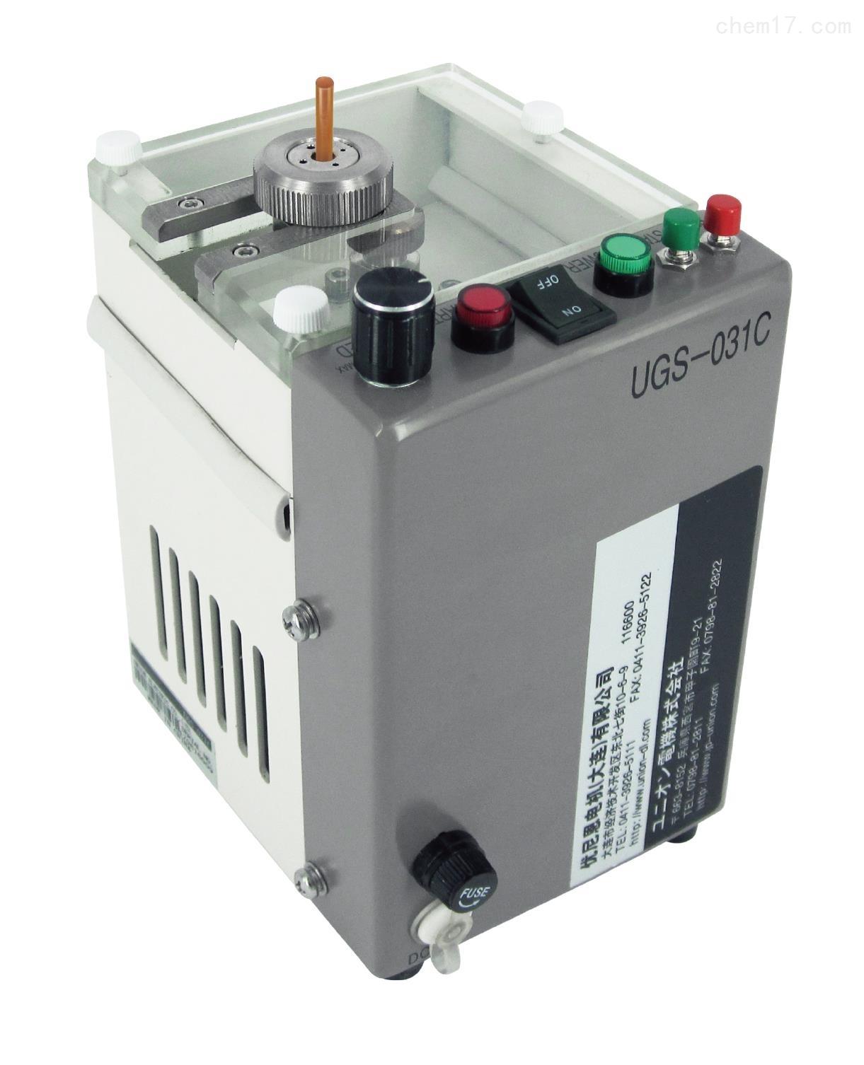 日本联合电气union电极抛光机UGS-031C