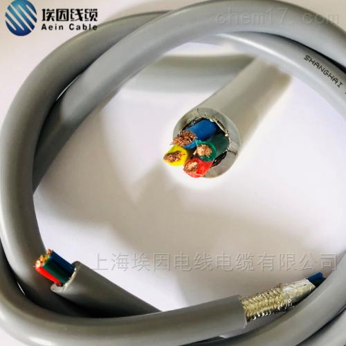 CE认证芯线对绞镀锡铜丝屏蔽控制信号电缆