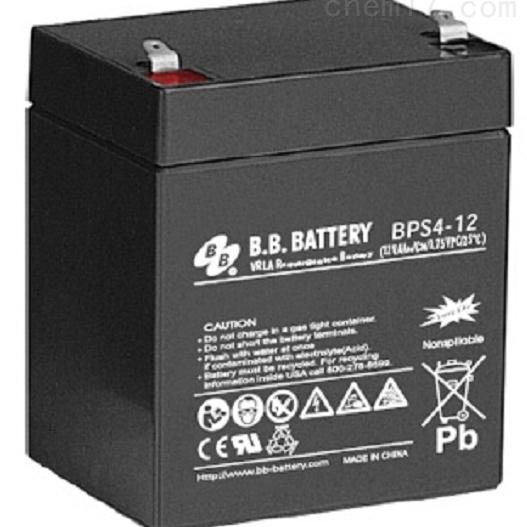 台湾BB铅酸蓄电池BPS4-12