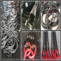 成套压制钢丝绳索具吊具