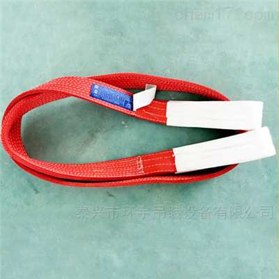 5T*3M等扁平吊带彩色吊装带工业丙纶吊带
