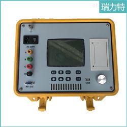 三级承试资质变压器有载分接开关参数测试仪