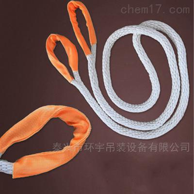 5T*2米等环形 两头扣尼龙吊装绳