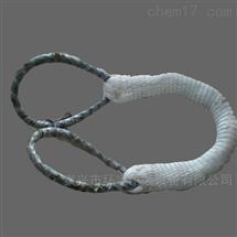 织包钢丝绳尼龙复合绳