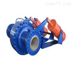 BZ644W气动双盘球阀按需定制