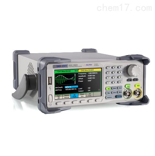 鼎阳SDG1000X系列函数/任意波形发生器