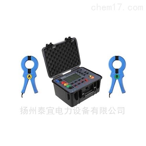 泰宜双钳多功能接地电阻测试仪