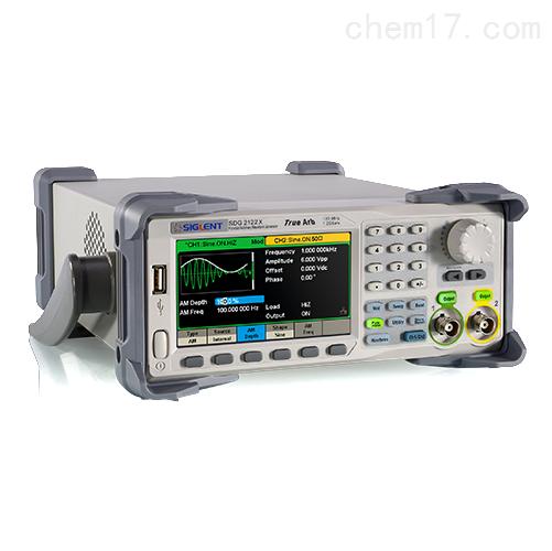 鼎阳SDG2000X系列函数/任意波形发生器