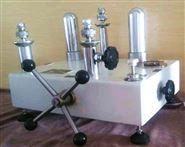 压力表氧气表两用校验器