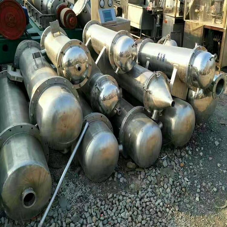 出售二手不锈钢列管冷凝器 品质保证