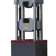 WAW山东微机控制电液伺服螺栓楔负载试验机厂家