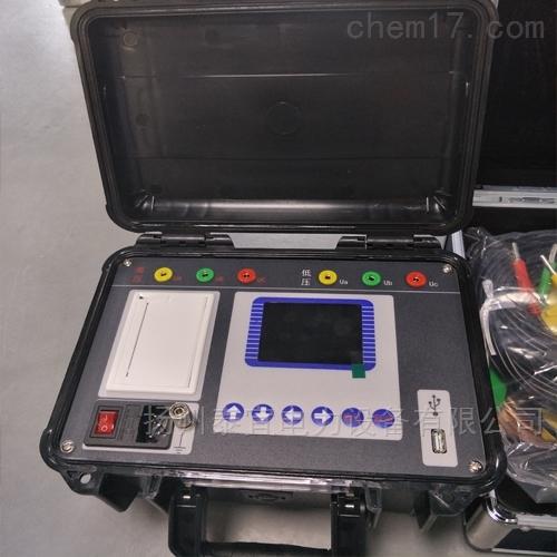 五级承试类全自动变比测试仪