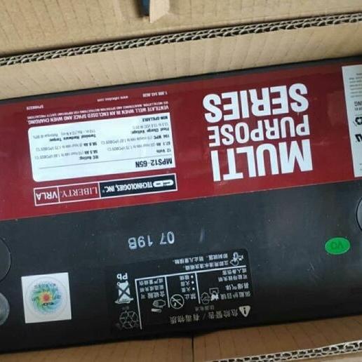 大力神蓄电池MPS12-65N销售