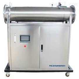 HCCF大型污水处理设备臭氧发生器检测浓度