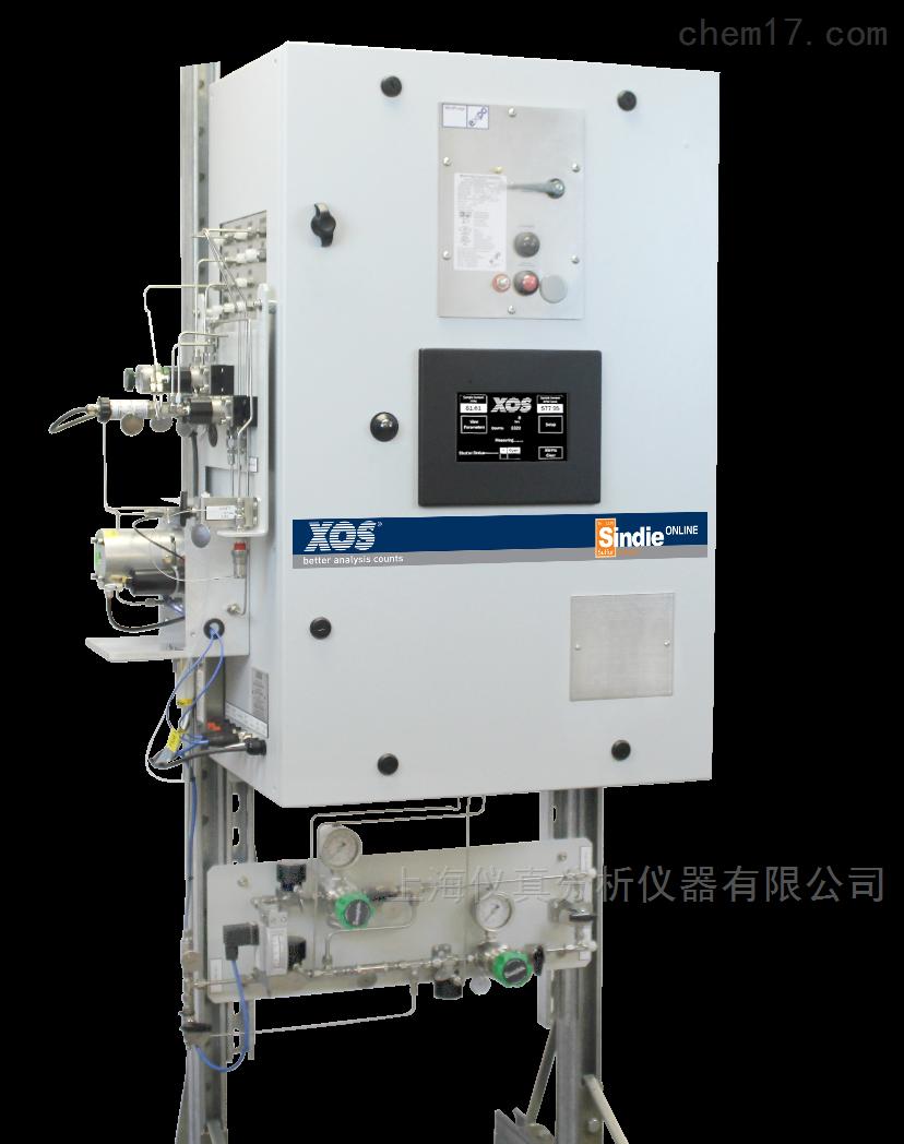 XOS 单波长X荧光在线总硫分析仪