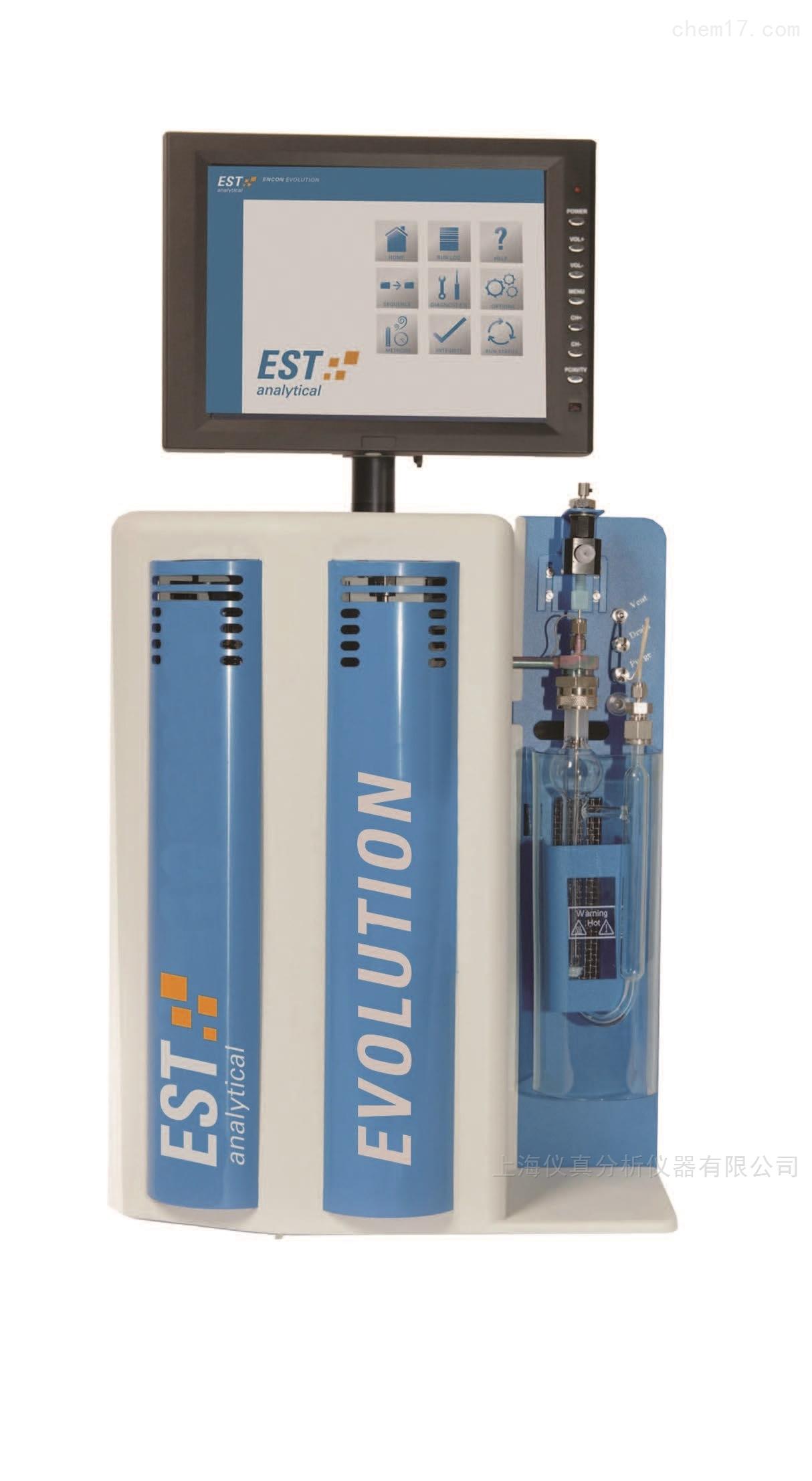 EST Evolution 吹扫捕集稀释仪 VOC