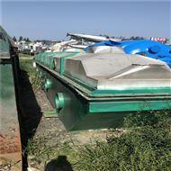 供应二手化工废盐烘干生产线 流化床干燥机