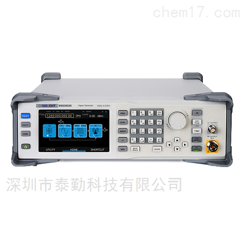 SSG3000X系列射频信号发生器