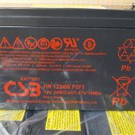12V24WCSB蓄电池HR1224W品牌报价