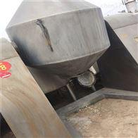 二手双锥真空干燥机不锈钢3000L价格