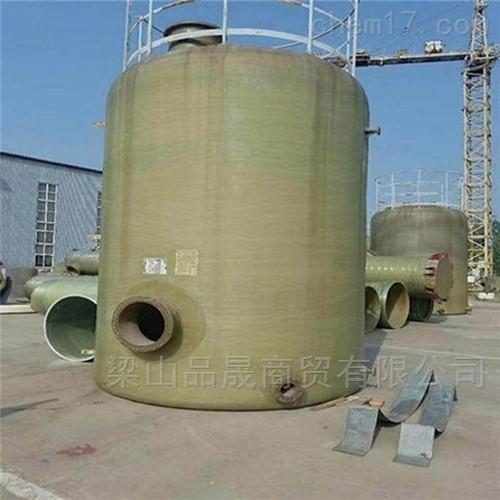 二手玻璃钢储罐厂家100立方厂家供应
