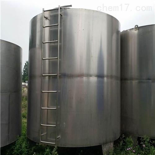 二手不锈钢储罐出售,使用寿命更长